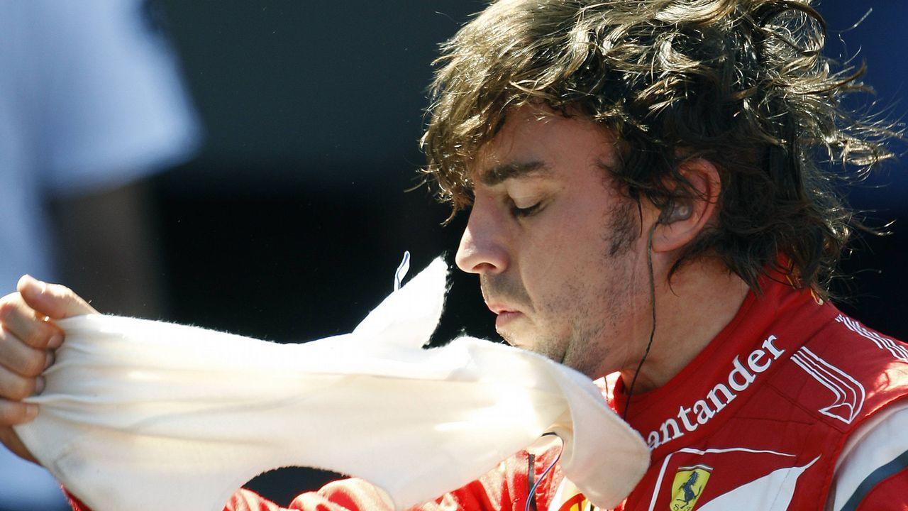 Alonso y Hamilton, una rivalidad histórica