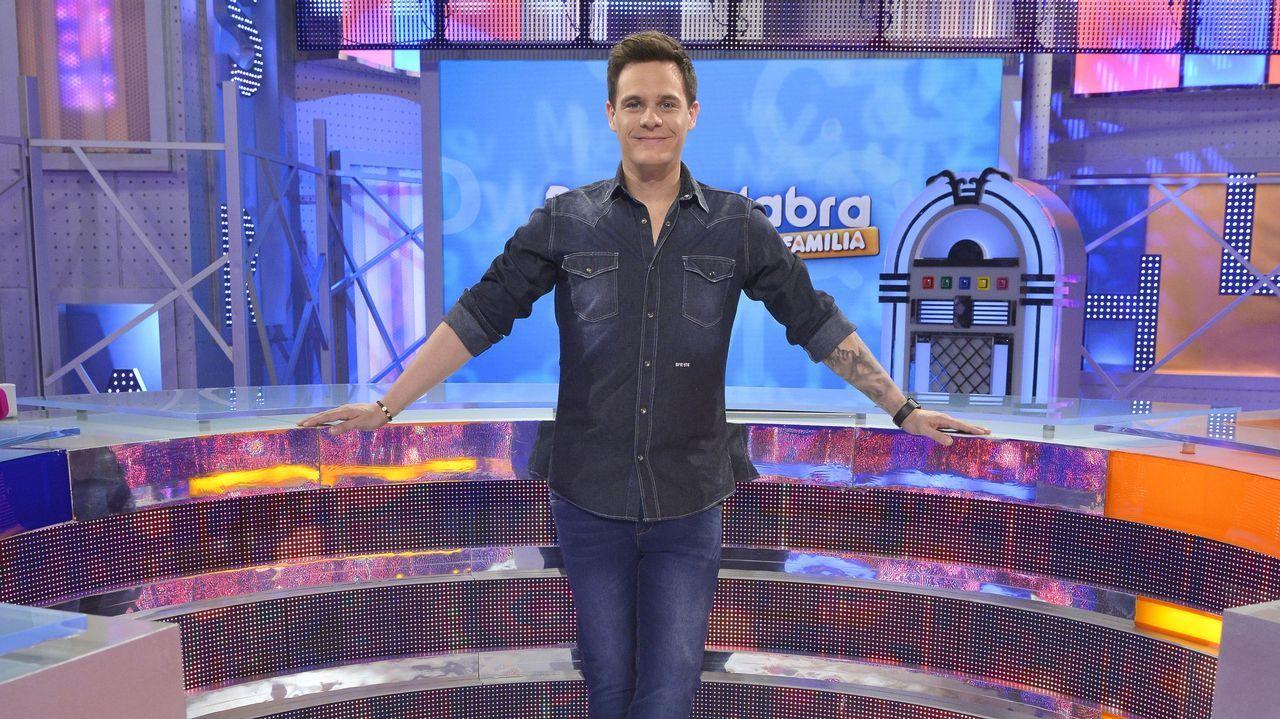 Fran González, concursante de Pasapalabra