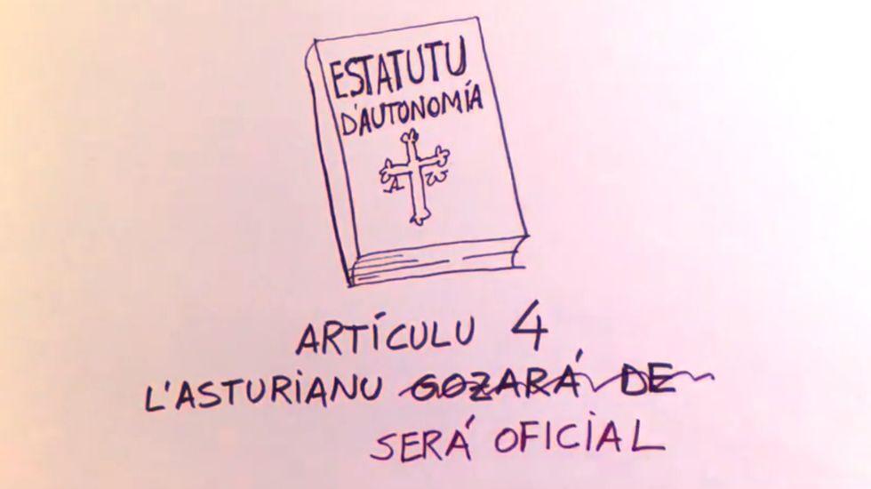Oficialidad del asturiano.Josep María Jové