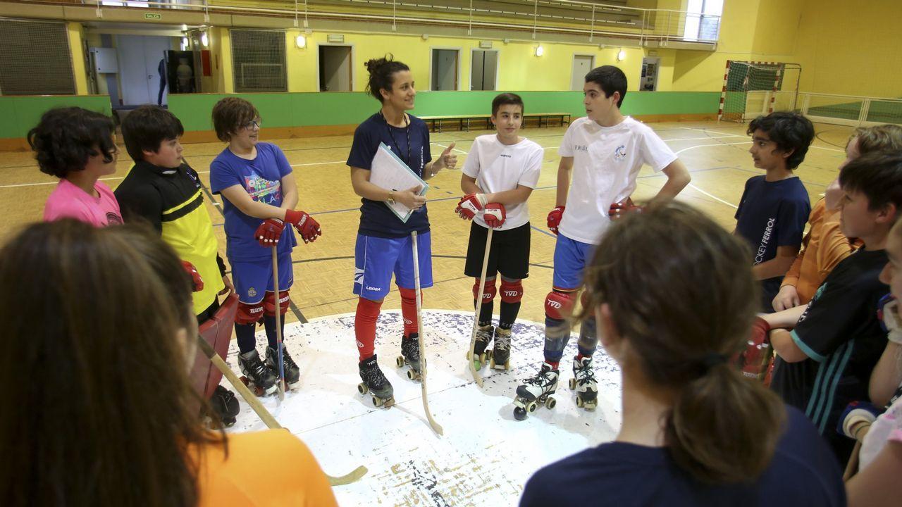 OK Liga, partido Caldes - Liceo