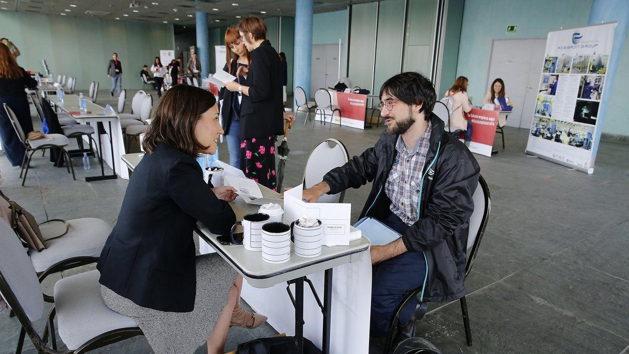 Fundación ONCE ha celebrado en Oviedo un networking-desayuno a ciegas bajo el título «De la experiencia a la innovación social competitiva»