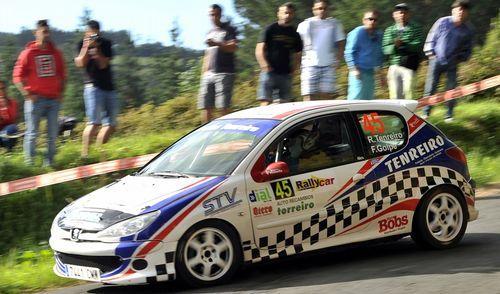 El Rali de Ferrol está consolidado en el calendario nacional