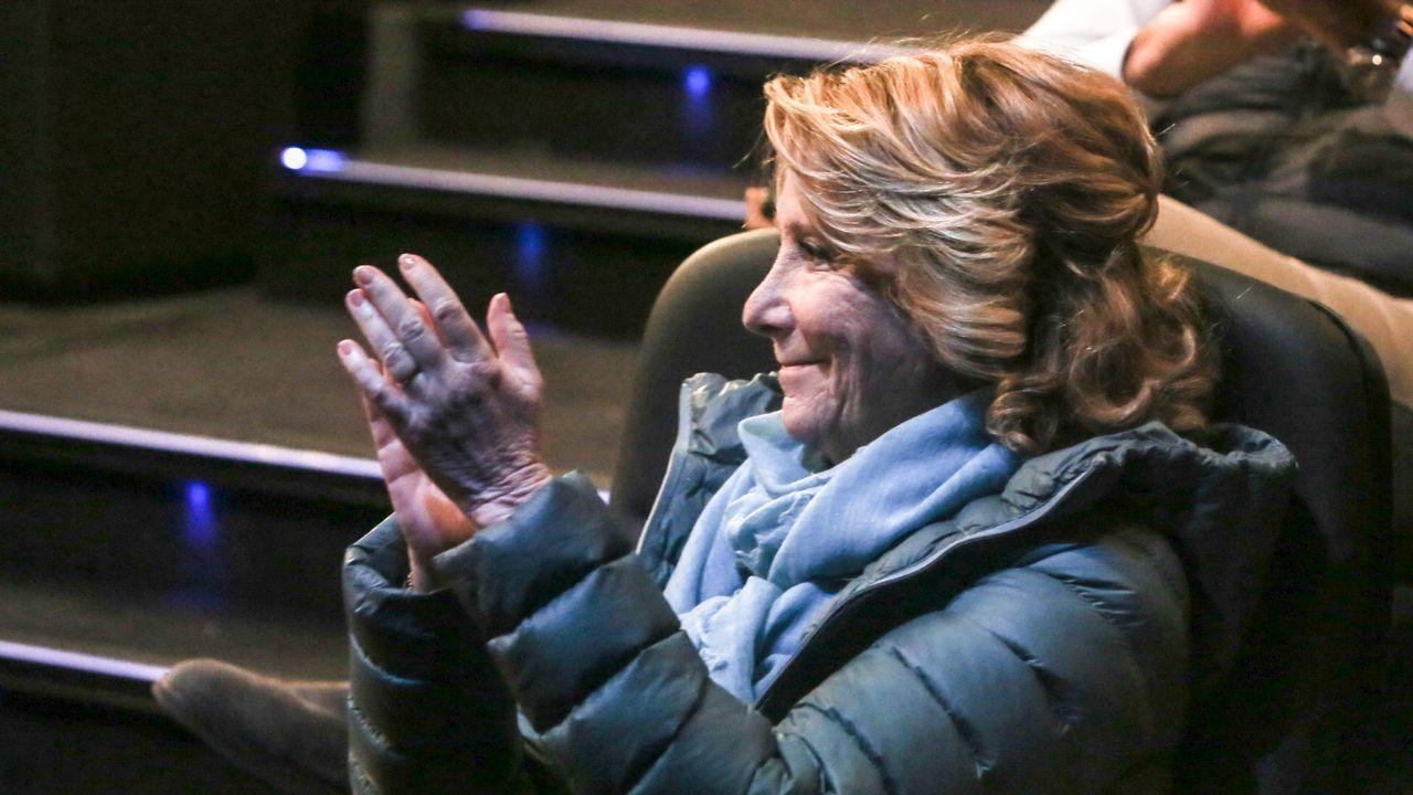 | EFE.Esperanza Aguirre, desde la dirección del PP de Madrid, habría usado facturas falsas para financiar la campaña de Rajoy