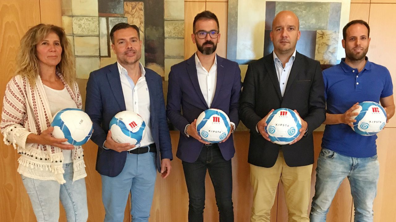 Las imágenes de la fase final de la F7 Cup en Baiona