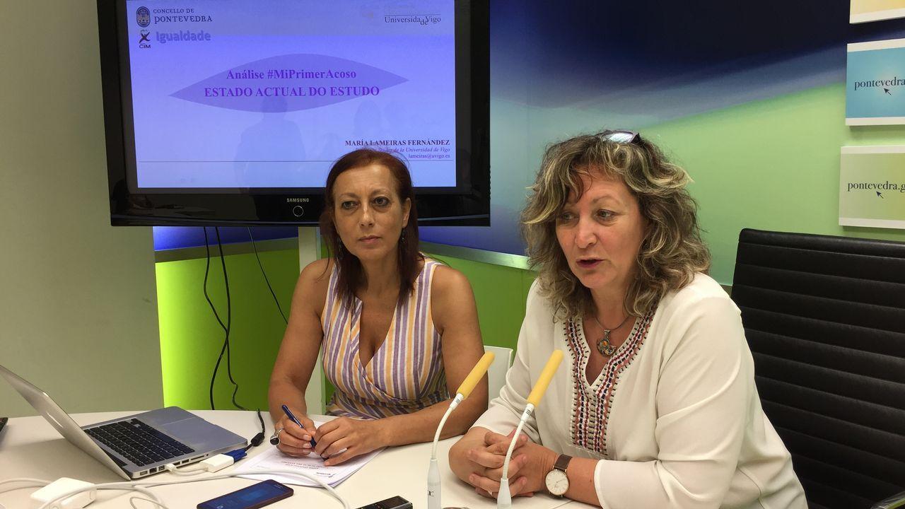 Bronca monumental en la Diputación de Pontevedra por las ayudas a los vecinos de Paramos