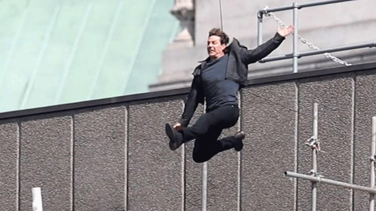 Tom Cruise, herido durante el rodaje de una escena peligrosa de «Misión Imposible 6»
