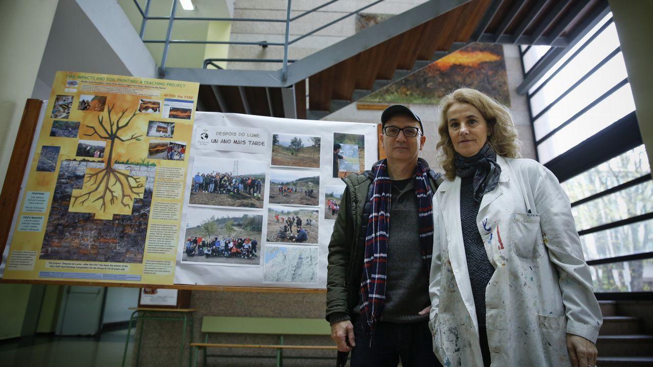 Este es el sorprendente descubrimientorealizado en los Picos de Europa.Preparación del material para obtener nanocompuestos cerámicos creados por el CSIC para mejorar la precisión de los datos obtenidos por satélite