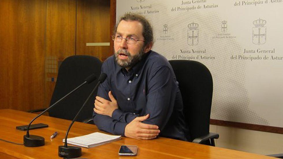 Emilio León.Emilio León