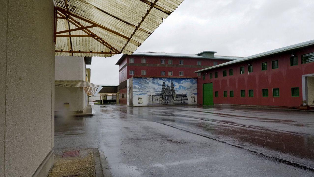 Prisión de Teixeiro