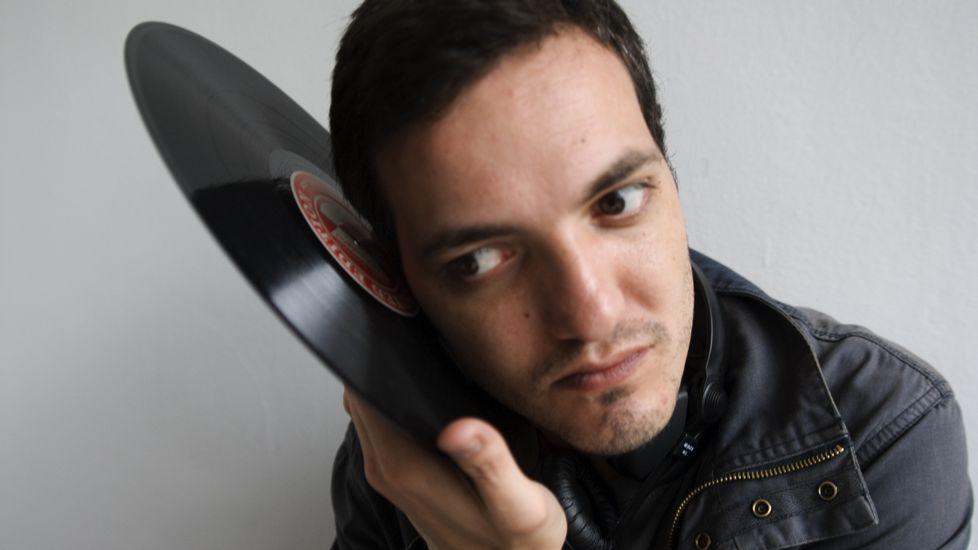 El músico asturiano José Ángel Hevia