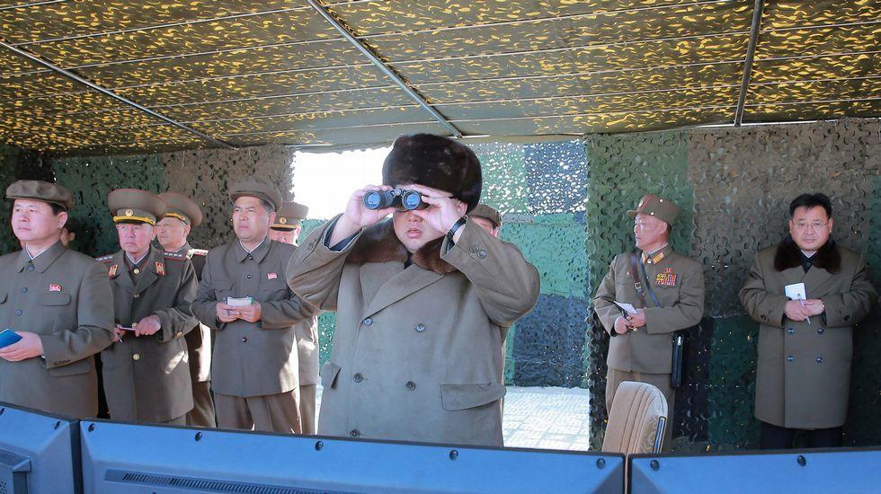 Corea del Sur lanza un proyectil hacia el mar de Japón