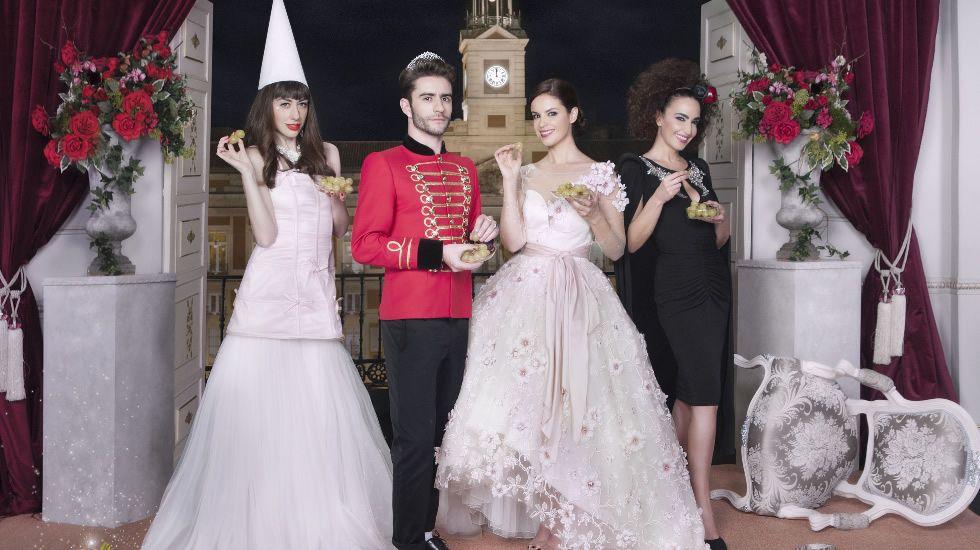 El equipo de «Cámbiame», en Telecinco.