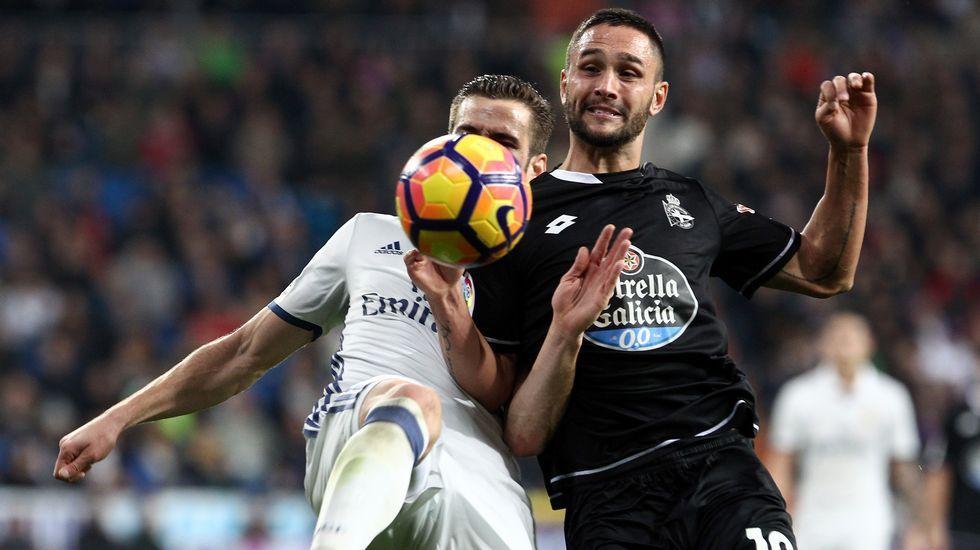 El Real Madrid-Deportivo, en fotos.Durant se echa mano a la rodilla tras lesionarse en Washington