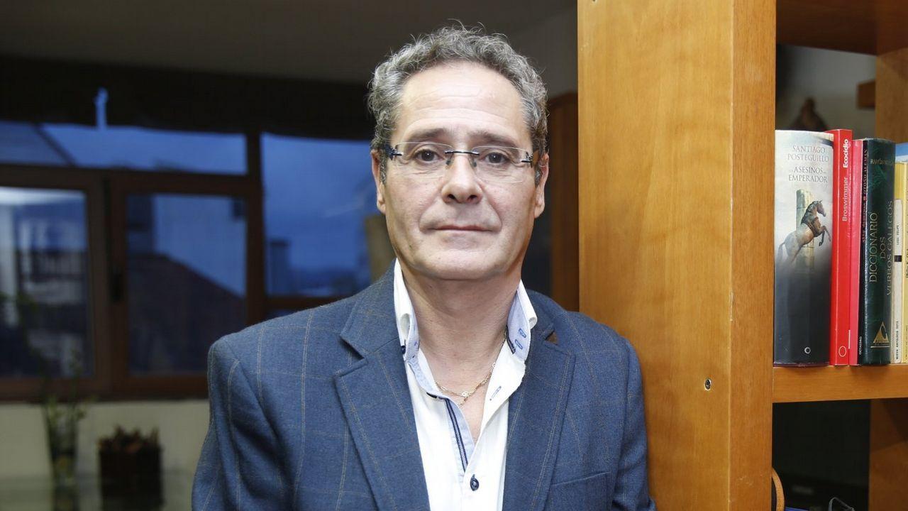 Adolfo Caamaño Vázquez gaña o primeiro Premio de Novela Vilar Ponte