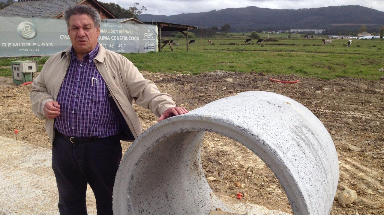El promotor José Quintas en una foto de archivo