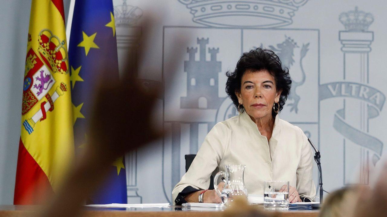 La catedrática de Derecho Internacional de la Universidad de Oviedo Paz Andrés Sáenz de Santa María