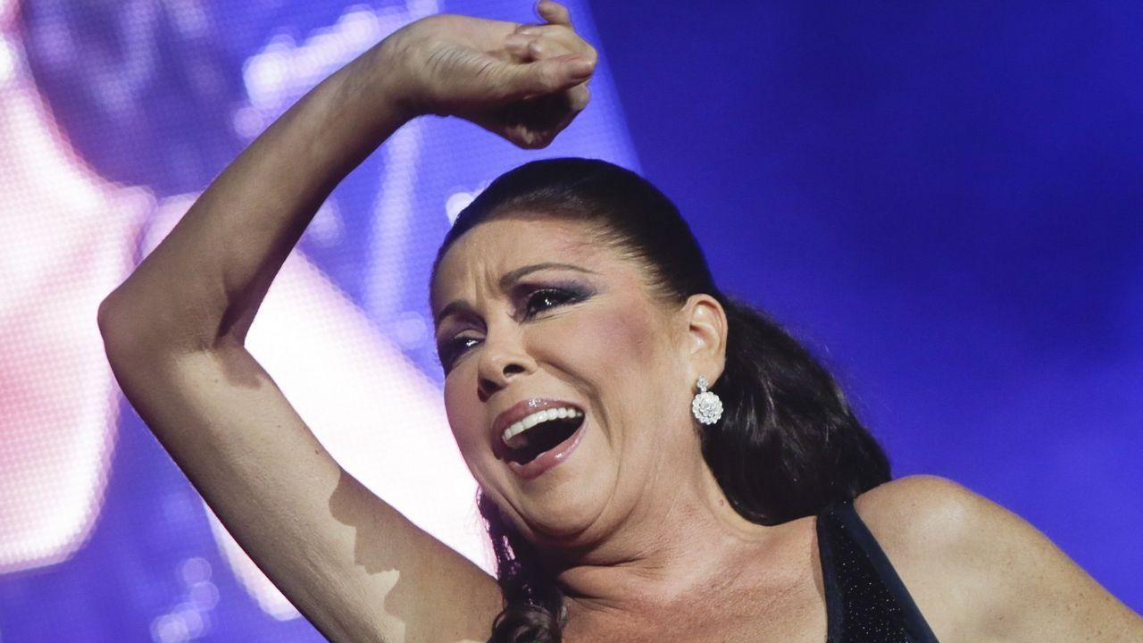 Isabel Pantoja, en una imagen de archivo del año 2013, meses antes de entrar en prisión