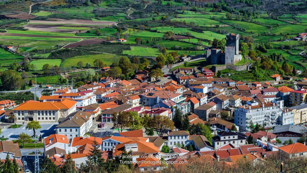 Montalegre está en el distrito de Vila Real