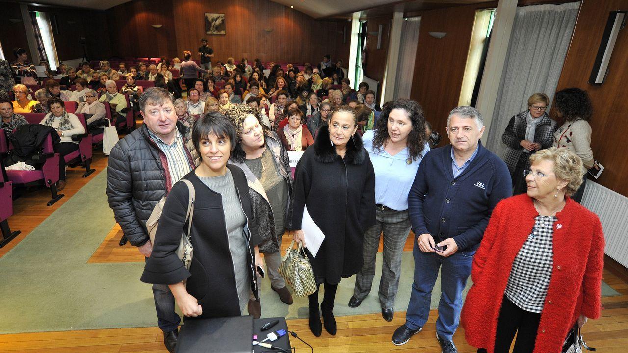 Entrega de los Premios Exceleite en Vilalba