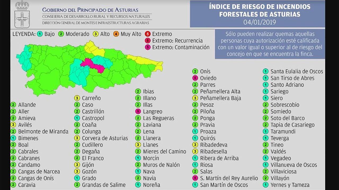 Acceso al punto limpio de Salas.Patata afectada por la polilla guatemalteca