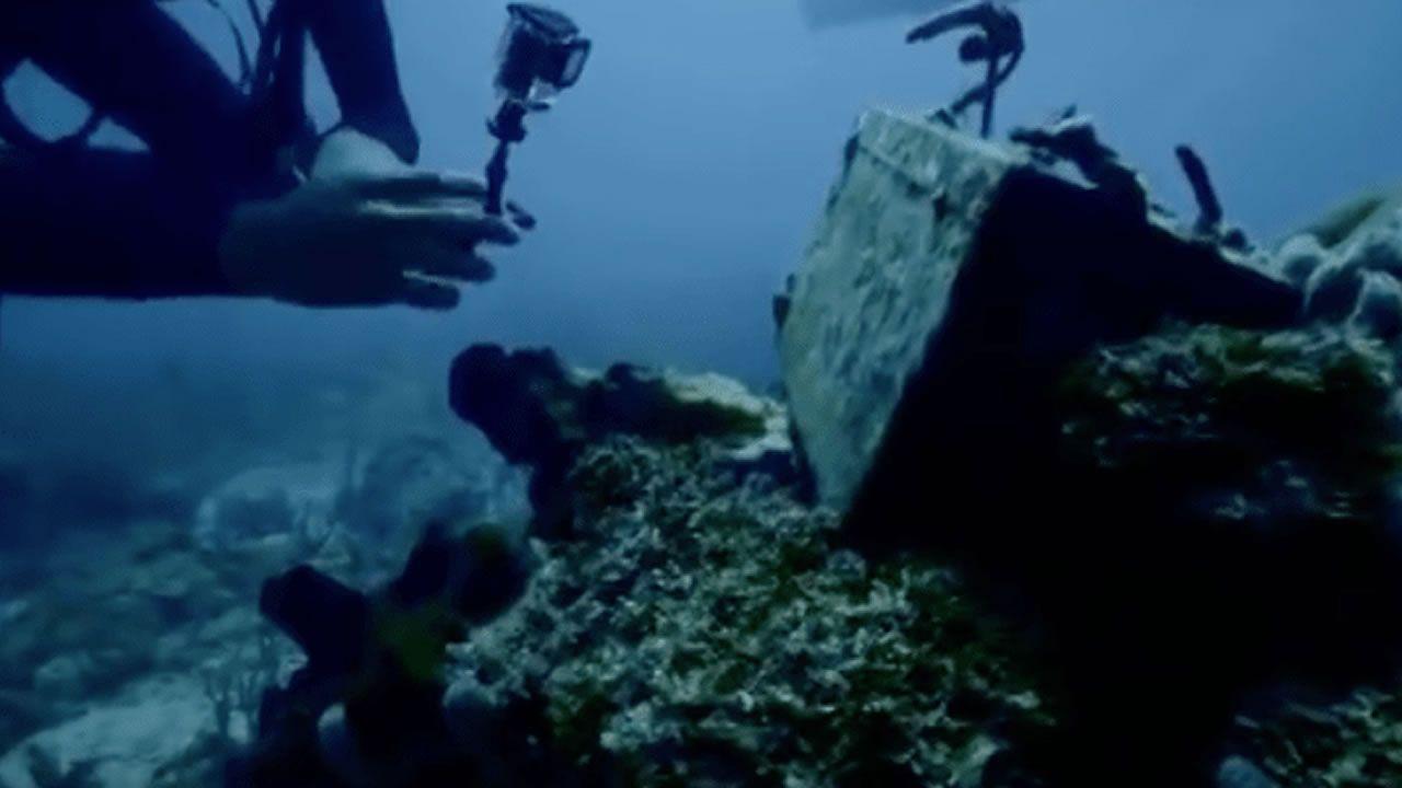 Hallan uno de los submarinos de Pablo Escobar