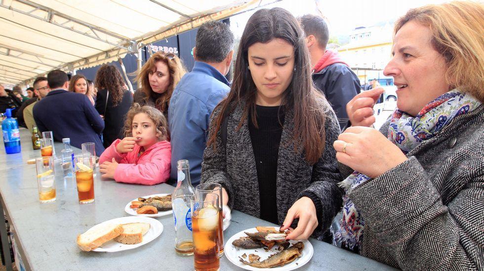 Festa da Troita en A Pontenova.