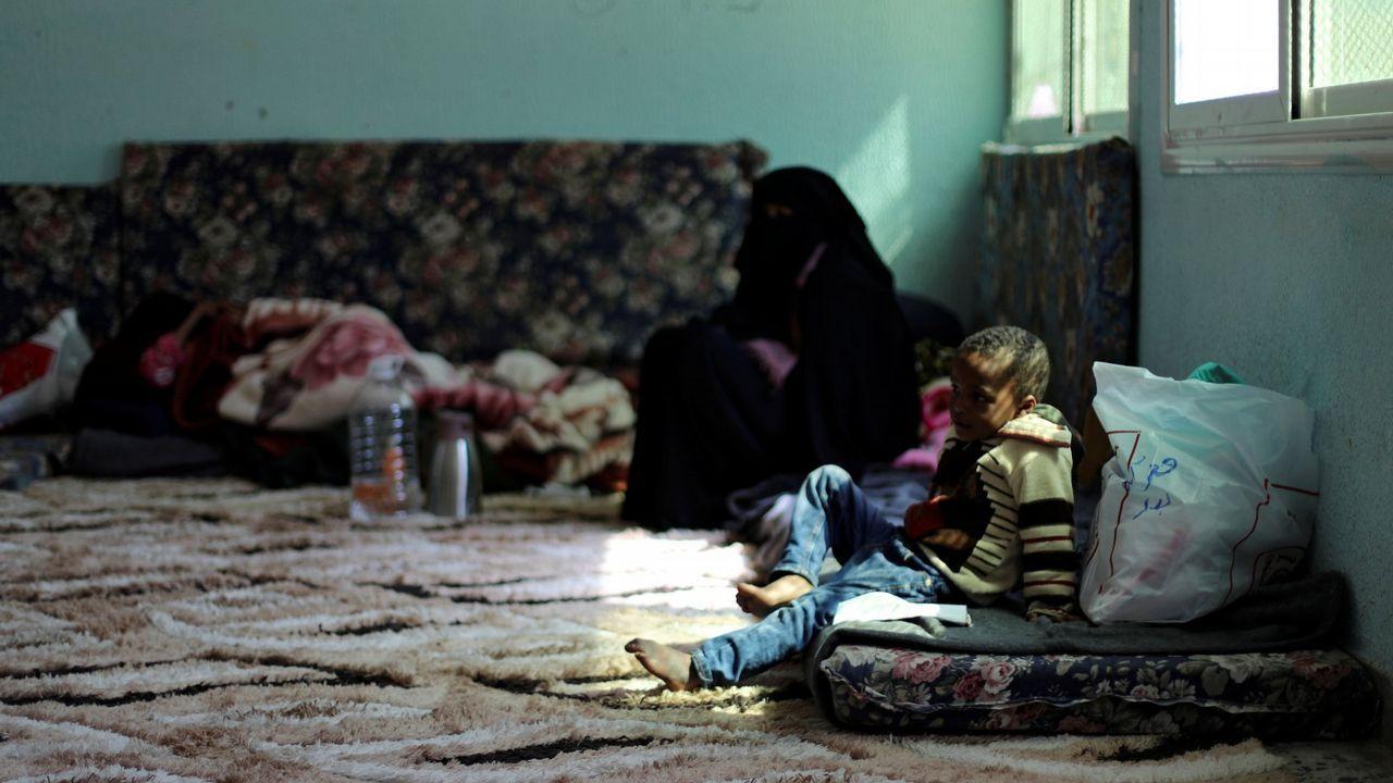 La ofensiva de Haftar sobre Trípoli ha provocado 16.000 desplazados internos