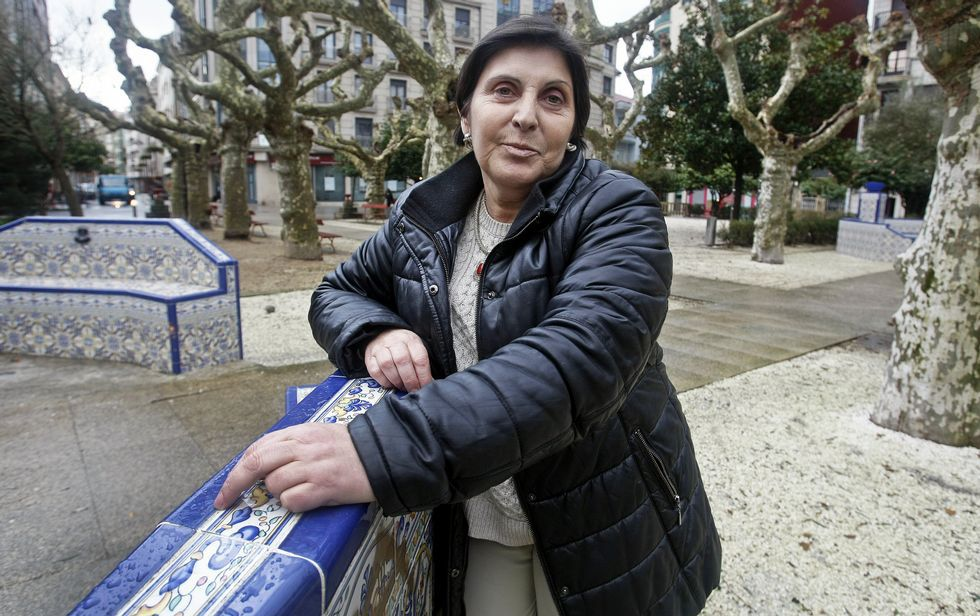 .Concha Barreiro es fundadora de la plataforma que exige el tratamiento con Sovaldi.
