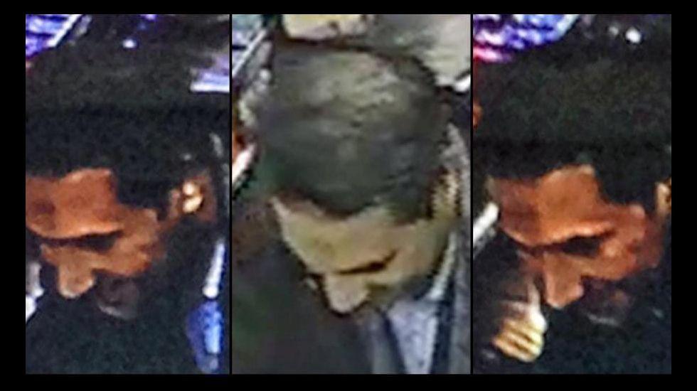 .Fotografías de Najim Laachraoui, presunto responsable de los atentados de París