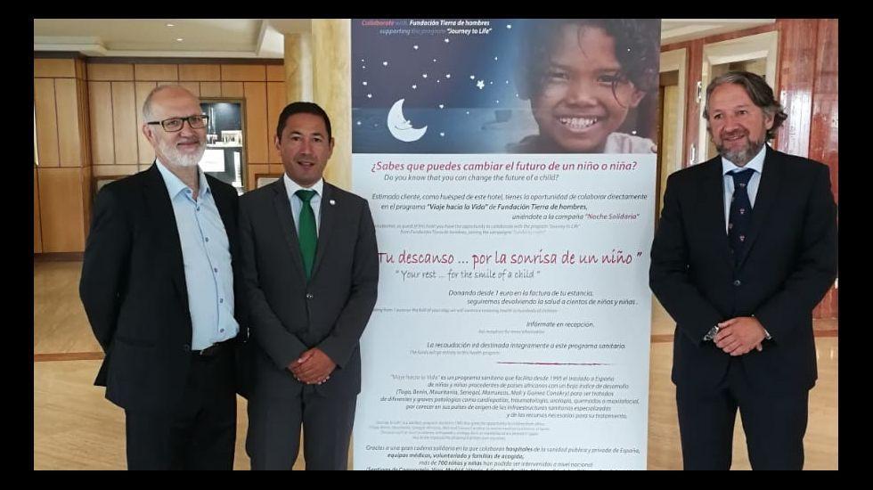El viaje de la futura doctora Salla de Senegal a un quirófano vigués