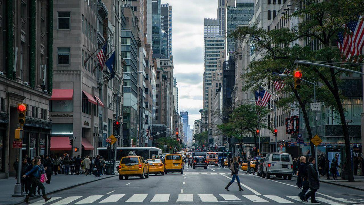 «Nos han fastidiado las vacaciones».Nueva York
