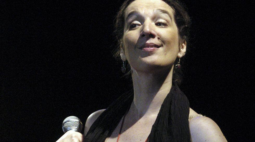 LELAH.Dulce Pontes es una de las artistas que ha interpretado «Lela»