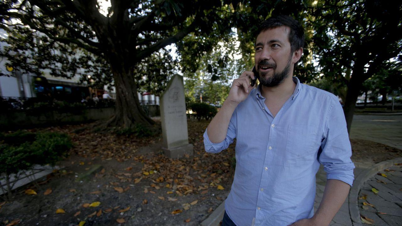 Gómez-Reino ganó las primarias frente a Bescansa
