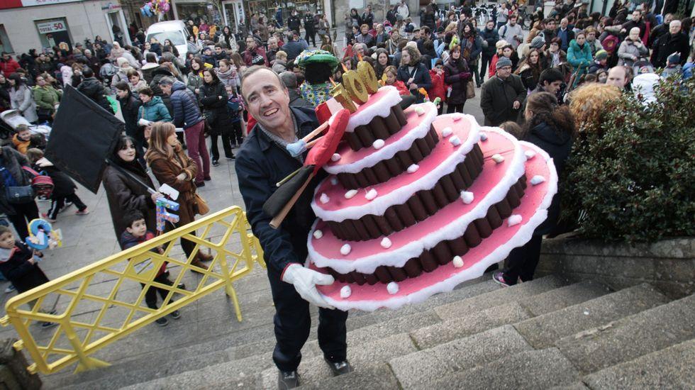 Así se celebrou o Xoves de Comadres na comarca de Lemos.