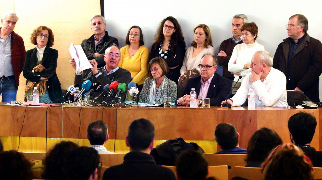 25 jefes de servicio del área de Vigo dimitieron en diciembre