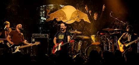 Los catalanes Dorian, con la nueva formación ampliada a quinteto