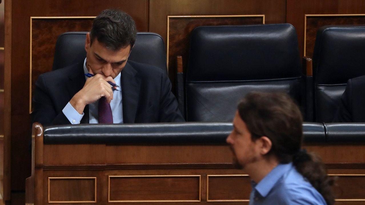 Rajoy reivindicó su gestión en su discurso de despedida, sin mencionar los casos de corrupción
