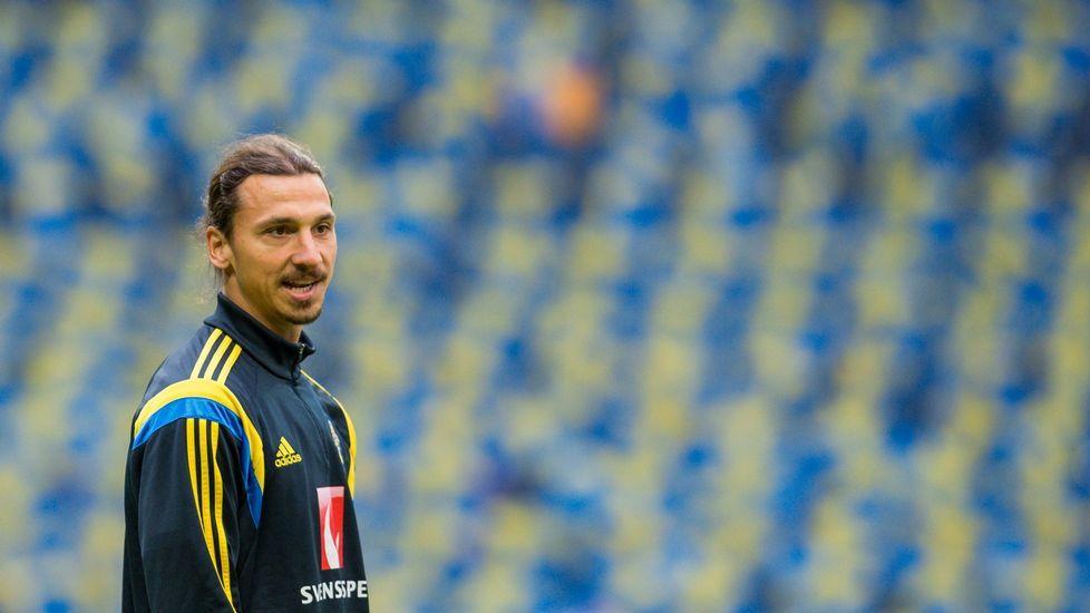Guidetti remata ante Ibrahimovic