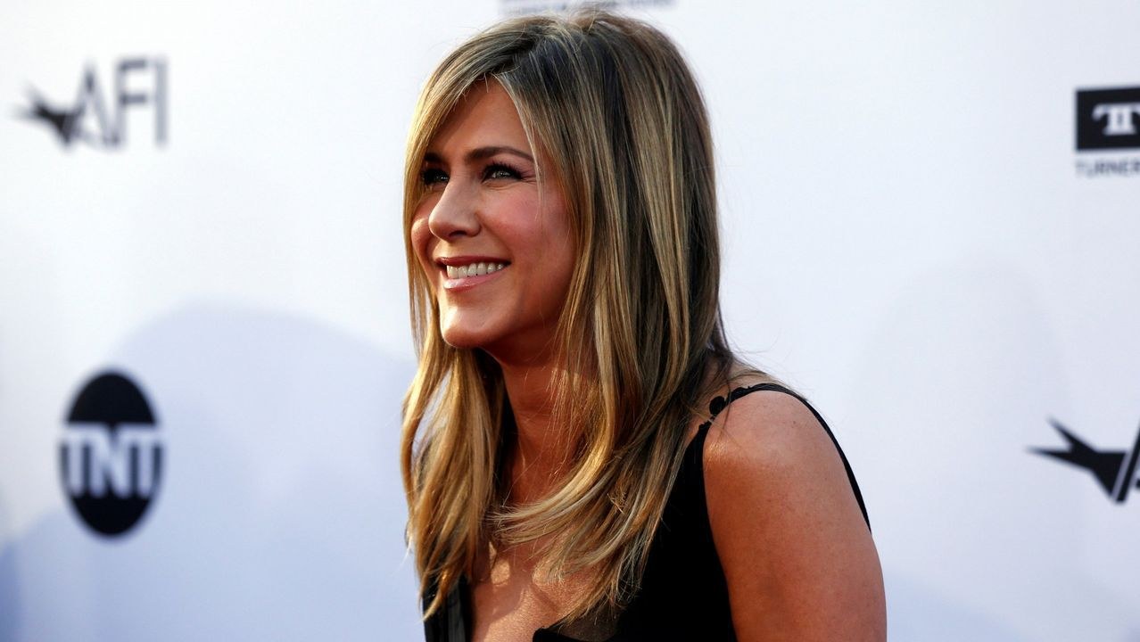 .Jennifer Aniston