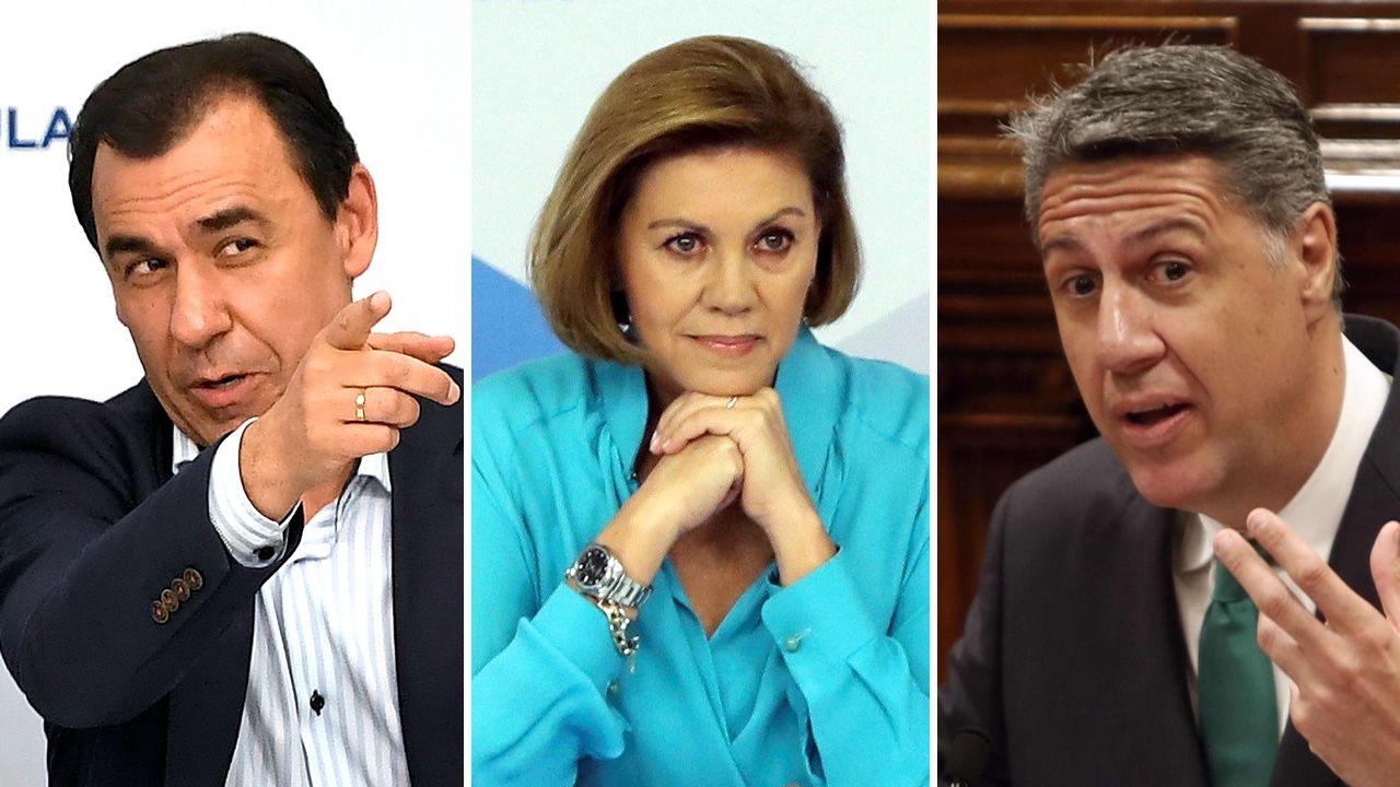 Las lecciones de Aznar y la respuesta del PP.Rivera es partidario de volver a aplicar el 155 porque los independentistas «siguen amenazando con la rebelión»
