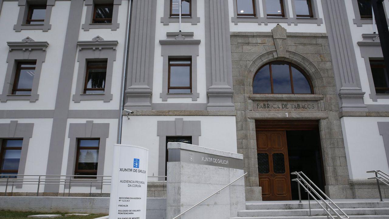 La red de trata de blancas desarticulada creó una red de pisos por todo Santiago.MIguel Ángel Cadenas se jubiló en abril de este año