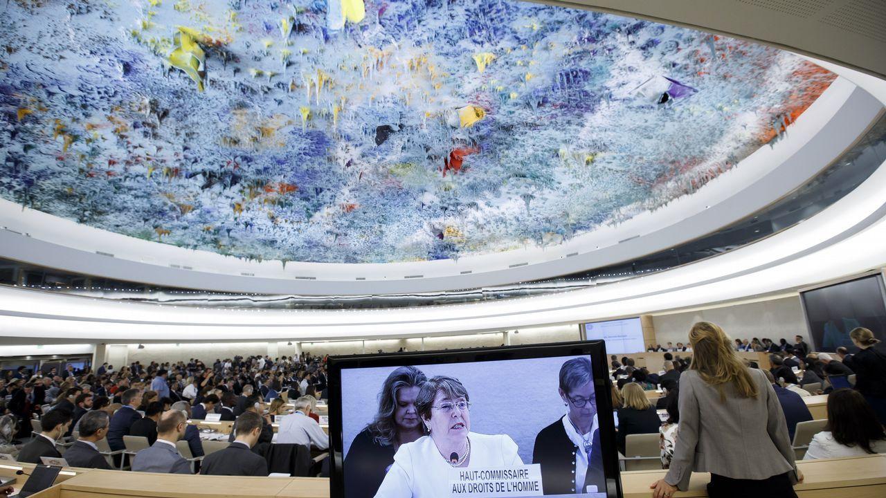 La nueva alta comisionada de Naciones para los Derechos Humanos, Michelle Bachelet