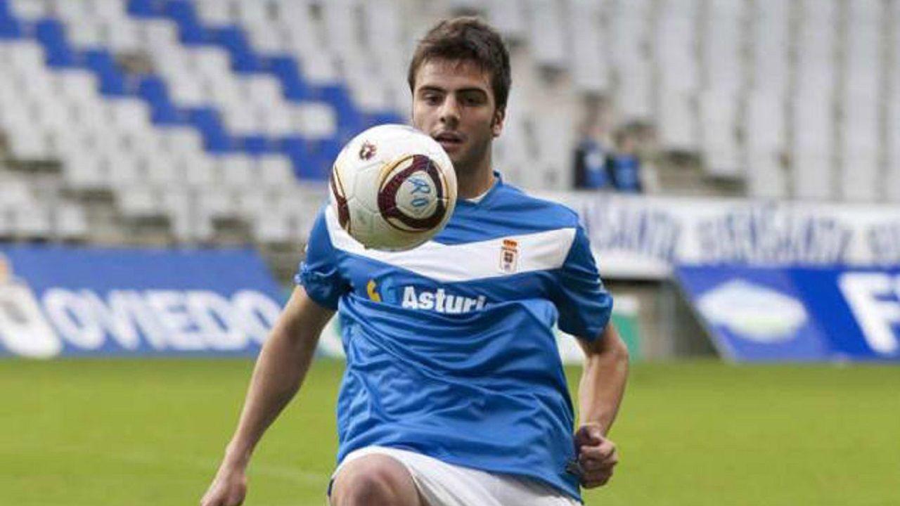 Pelayo Novo Real Oviedo