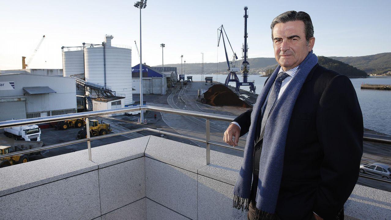 «Galicia ha recuperado mucho de lo que la crisis se llevó pero echo de menos la aparición de industria nueva».Logotipo de Casa Pura