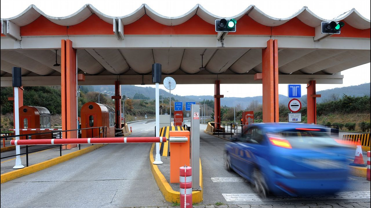 Baja un 30% el precio de los peajes de las radiales madrileñas
