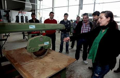 .Atacarma es una de las entidades que ha utilizado las instalaciones del Fórum para formación.