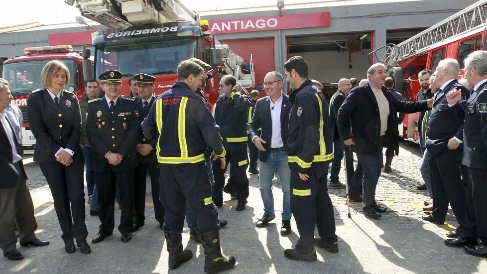 Sentida homenaxe a Paco Souto en Malpica
