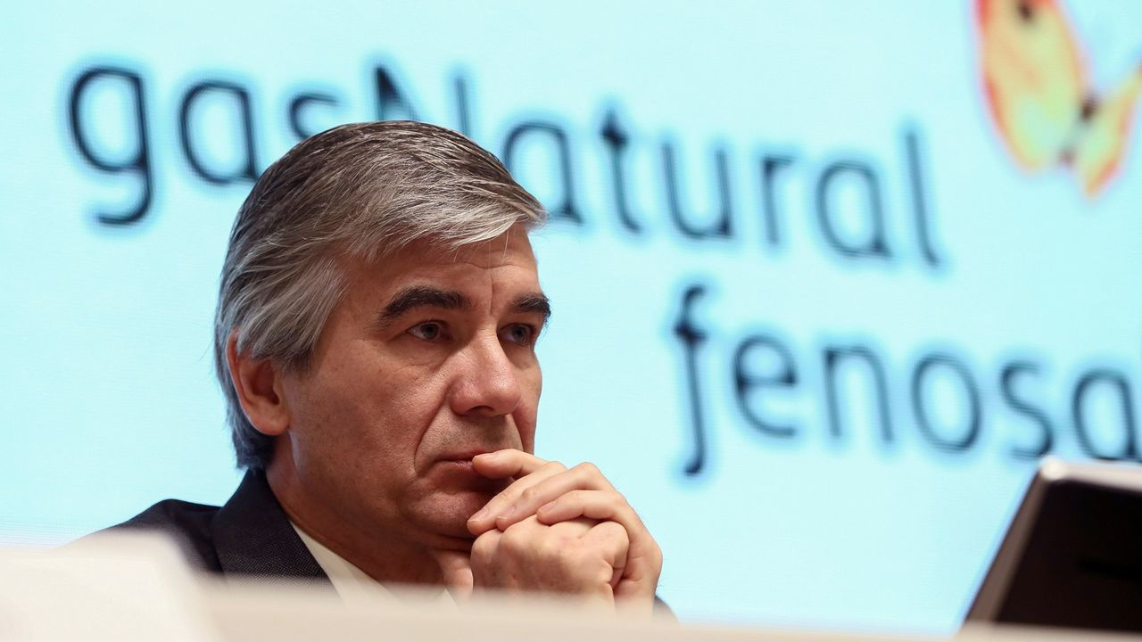 Francisco Reynés, nuevo presidente de Gas Natural Fenosa