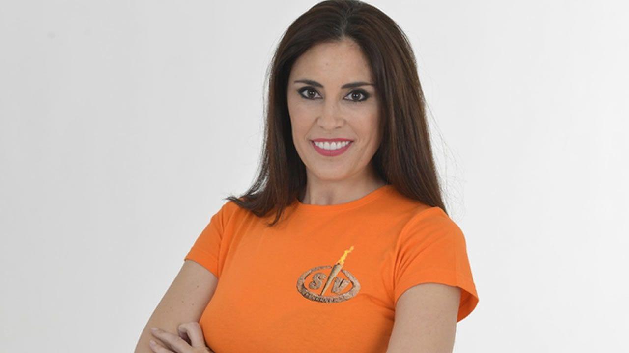 Isabel Rábago.Imagen oficial de Isabel Rábago como concursante de «Supervivientes»