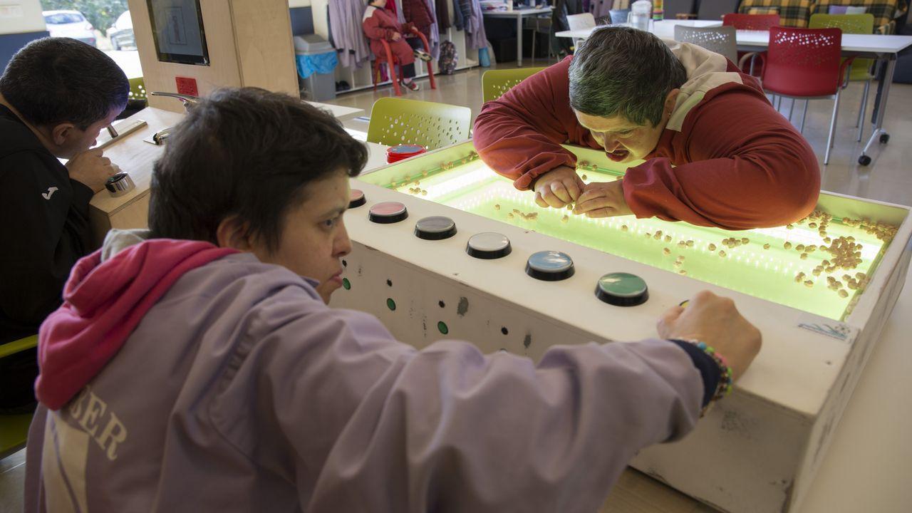 El Monte Neme idea soluciones para las necesidades educativas de Aspaber